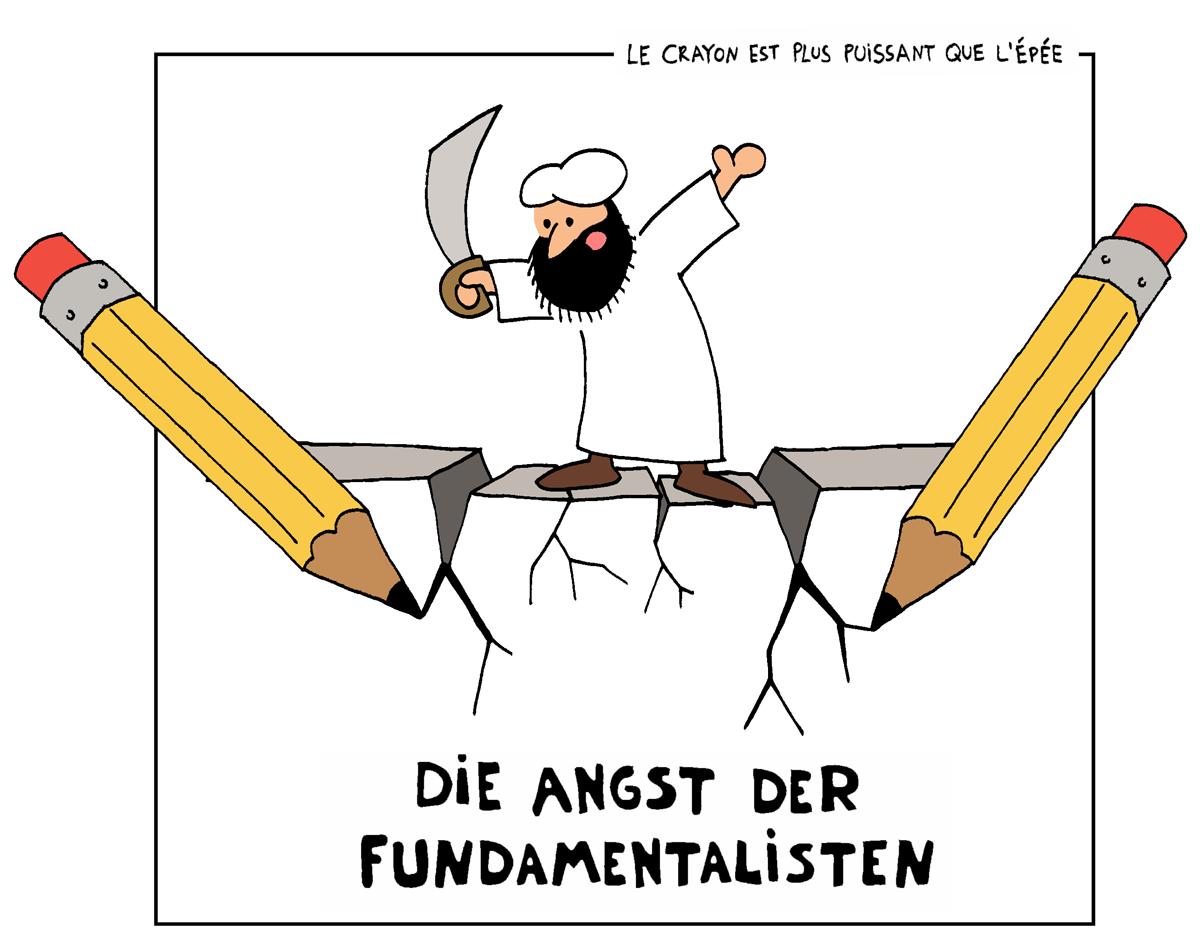 Die Angst der Fundamentalisten