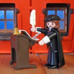 Luther in der Schreibstube